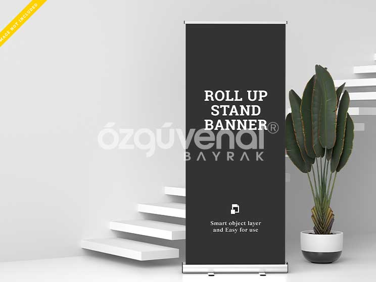 Roll Up Banner Bursa